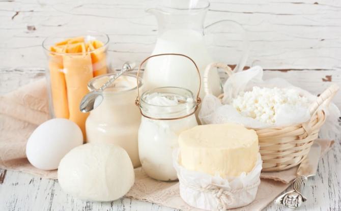 список продуктов белой диеты